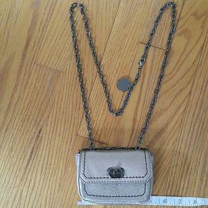 BANANA REPUBLIC Chain Mini Crossbody Bag.